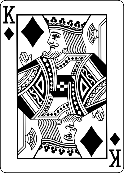 Playing Card Faces